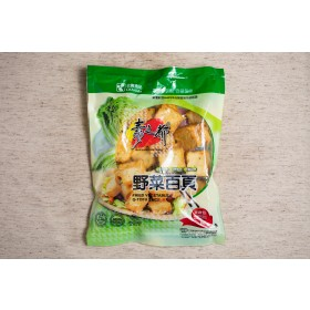 Frozen Food-Fried Vegetable Q-Tofu Slice