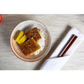 Gluten Free-G.F. Beancurd Chunk (with Seaweed)